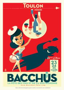 Bacchus 2018