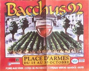 Bacchus 1992