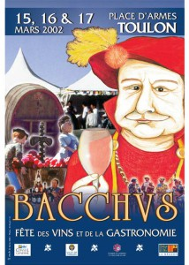 Bacchus 2002
