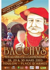 Bacchus 2003