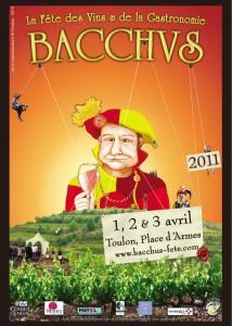 Bacchus 2011