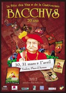 Bacchus 2012