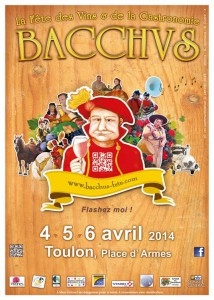 Bacchus 2014