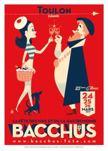 Bacchus 2017